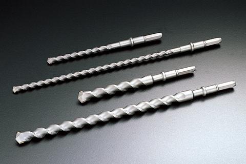 Hexagonal Shank Drill Bit For Anchoring Of Slopes For